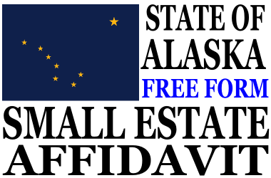 Small Estate Affidavit Alaska