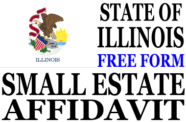Small Estate Affidavit Illinois