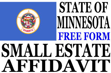 Small Estate Affidavit Minnesota