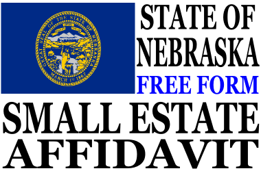 Small Estate Affidavit Nebraska