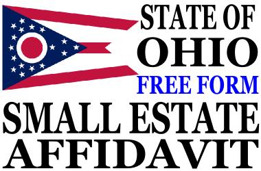 Small Estate Affidavit Ohio