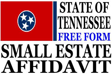 Small Estate Affidavit Tennessee