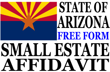 Small Estate Affidavit Arizona