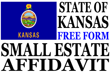 Small Estate Affidavit Kansas