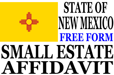 Small Estate Affidavit New Mexico