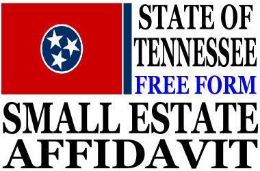 Small Estate Affidavit Tennessee