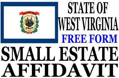 Small Estate Affidavit West Virginia
